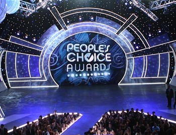 Résultats des People's Choice Awards 2008