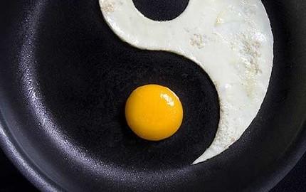 Le Yin et le Yang – version cuisine