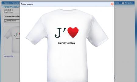 [Kdo] Un T-Shirt gratuit personnalisé